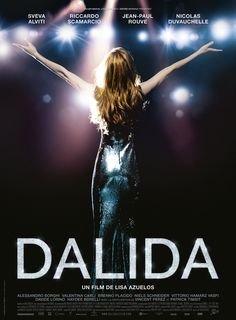 Affiche Dalida