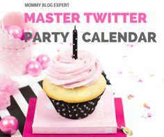 Mommy Blog Expert: Twitter Party Calendar Jan 8 - Jan 14 Parties w/ Prizes Constant Updates