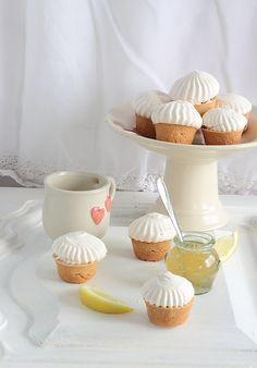 Délices d'Orient: Épisode 3/3 tartelettes meringuées à la marmelade de citron