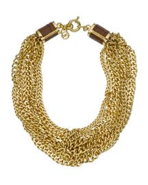 I love this MK chunky gold necklace Bridesmaid Statement Necklace, Chunky Gold Necklaces, Statement Necklaces, Handbags Michael Kors, Contemporary Fashion, Fashion Jewelry Necklaces, Jewelery, Jewelry Box, Jewelry Watches