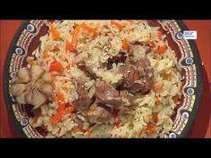 Настоящий узбекский плов: золотистый, рассыпчатый и очень вкусный. Сочная баранина, нежный рис и аромат восточных пряностей. Это блюдо украсит любой стол.   ИНГРЕДИЕНТЫ: - баранина (лопатка) – 700г.; - курдючный жир – 100 г.; - лук репчатый – 100 г.; - морковь – 400 г.; - зира – 5 г.; - рис девзира – 500 г.; - соль (морская) – по вкусу.  Калорийность: ВЫСОКАЯ #плов #рецепт #кулинария #вкусныерецепты #готовимвкусно #готовимбыстро #вторыеблюда #блюдасмясом #простыерецепты #какприготовить