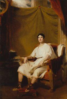 John Philip Kimlbe by Thomas Lawrence 1812 © National Portrait Gallery London