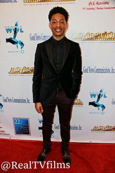 Jacob Latimore, Backstage Movieguide Awards Gifting Suite
