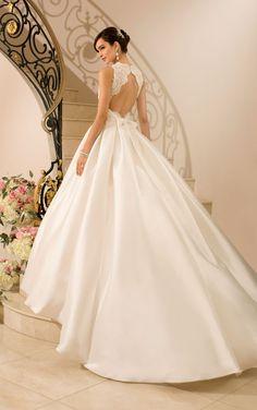 Sexy and Extravagant Stella York Wedding Dresses 2014 - MODwedding