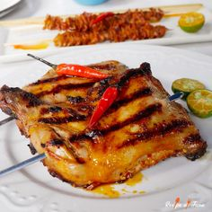 Looking for Longganisa Recipes? We provide you some of the best Popular Longganisa Recipes in the Philippines. Skinless Longganisa and more. Filipino Chicken Barbecue Recipe, Barbecue Chicken, Barbecue Recipes, Pork Embutido Recipe, Ensaymada Recipe, Filipino Dishes, Filipino Recipes, Filipino Food, Chicken Inasal Recipe