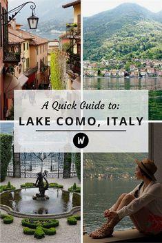 Lake_Como_Italy More #ItalyVacation