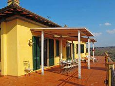 Ferienwohnung 2594633 in San Donato in Poggio - Casamundo Gazebo, Pergola, Hotels, Vacation Apartments, Outdoor Structures, 3, Outdoor Decor, Home Decor, Products