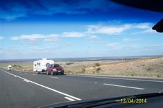 the views as we drive from Truro to Waikerie SA following the Murray River....