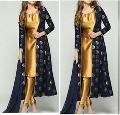 Tyroshi outfit Shiera wears in her chambers when she learns of her cousin, Robert& death Designer Party Wear Dresses, Kurti Designs Party Wear, Indian Designer Outfits, Pakistani Dress Design, Pakistani Outfits, Indian Outfits, Stylish Dresses, Fashion Dresses, Casual Dresses