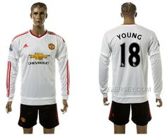 http://www.xjersey.com/201516-manchester-united-18-young-away-long-sleeve-jersey.html Only$35.00 2015-16 MANCHESTER UNITED 18 YOUNG AWAY LONG SLEEVE JERSEY Free Shipping!