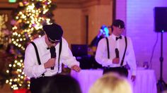 Brothers of the Bride Do a Surprise Rap at Wedding Reception #iloveweddings