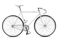 2011 Fuji Feather Complete in White