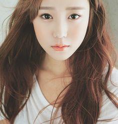 Baby Face Makeup Korean 43 Ideas - Natural Makeup Paso A Paso Korean Makeup Tips, Asian Makeup, Korean Beauty, Asian Beauty, Gyaru Makeup, Beauty Makeup, Face Makeup, Hair Beauty, Make Up Looks