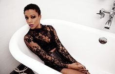 "celebritiesofcolor: "" Samira Wiley photographed by Stephania Stanley for MIMI Chatter """