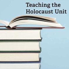 A Holocaust Curriculum Unit for Middle School Teachers - there are some great resources  that could maybe be adapted for elementary