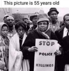 A spectator at the Selma to Montgomery march with a sign condemning police killings presages the grievances of today's Black Lives Matter movement, 1965. Photo credit: Steve Schapiro Black Fathers, Let That Sink In, Anti Racism, Political Views, Photo Black, History Facts, Black History, Year Old, American History