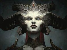 Blizzard is testing PvP combat mode for Diablo 4 Lilith Diablo, Diablo Ii, World Of Warcraft, Overwatch, Diablo 4 Trailer, Diablo Game, Angels And Demons, Mephisto, Dark Fantasy Art