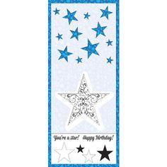 Magazine free gift - Stars