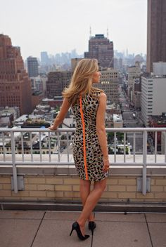 The Classy Cubicle: Electric Elie Nyc Fashion, Office Fashion, Womens Fashion, Fashion 2015, Clothes For Women In 20's, Classy Cubicle, Sleeveless Outfit, Corporate Attire, Professional Women