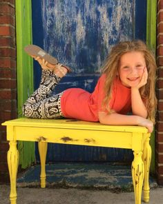 Ella Kate Modeling KidZ FrenZy New Summer PIKO Tops and Leggins for Kids!