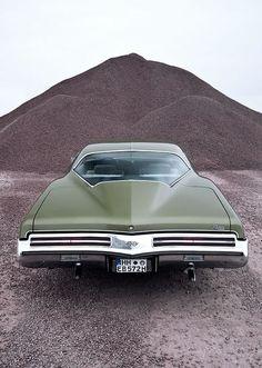 Buick Riviera.