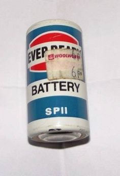Ever ready battery