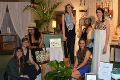 #AustinFashionWeek showcase event of Poolside, A Summer Collection of Stone & Smith, J.Hannah Co., BEAM by Callen Thompson, & @Purse & Clutch  #joinuspoolside