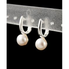 Sterling silver stylish earrings decorated with fresh water pearls Silver Earrings, Pearl Earrings, Water Pearls, Fresh Water, Sterling Silver, Stylish, Jewelry, Decor, Pearl Studs