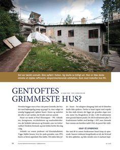 Månedsmagasin om det gode håndværk udgivet af Haandværkeforeningen i Kjøbenhavn