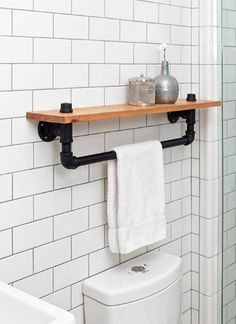 15 Industrial Pipe Rack Storage Ideas More