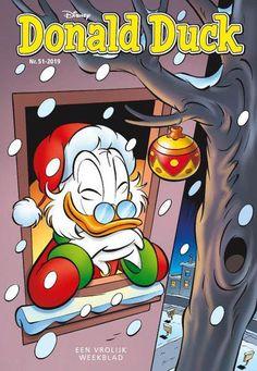 GCD :: Cover :: Donald Duck #51/2019 Donald Disney, Disney Duck, Christmas Comics, Donald Duck, Funny Animals, Cover, Art, Art Background, Kunst