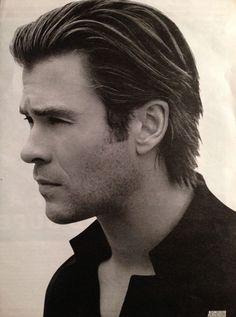 Chris Hemsworth for Shortlist