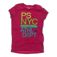 565daaec3035d P.S. from Aéropostale Graphic Shirt in size 14 at up to 95% Off - Swap.com