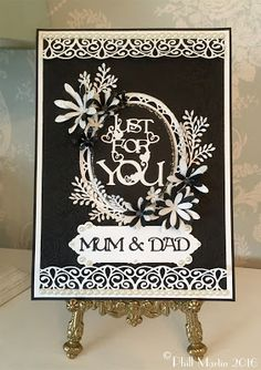 Phills' Crafty Place: My new 'From The Heart' Craft Dies - Only 2 days to go!