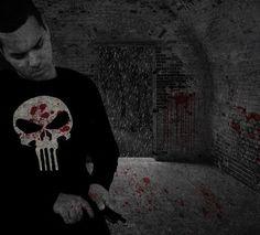 @hollywood_rickey as the Punisher.  #punisher #punishercosplay #marvel #marvelcomics #marvelcosplay #cosplay #cosplayer #cosplayphotoshop #comics #netflix #comiccon