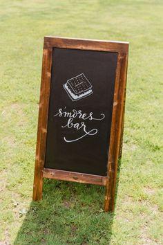 Rustic Wedding Rustic Wedding Signs, Barn Wedding Venue, Our Wedding Day, Farm Wedding, Dream Wedding, Wedding Ideas, S'mores Bar, Bar Signs, Color Pallets