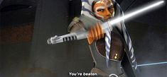 Ahsoka Tano- Star Wars Rebels; Ahsoka Lives!