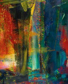 Recordprijs van 41 miljoen euro voor schilderij Gerhard Richter - HLN.be