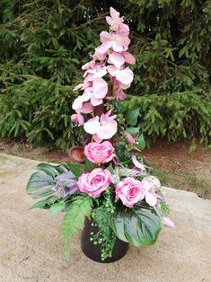 Pretty In Pink, Floral Arrangements, Bouquets, Florals, Easter, Decor, All Saints Day, Floral, Decoration