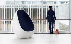 Koop Martela Koop, een fauteuil van PLAN@OFFICE ontworpen door Martela.