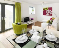 Rosebay Drive apartments are offered on a shared ownership basis - the perfect way for couples, singles and small families to take that all important first step onto the property ladder.