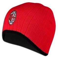 AC Milan Official Serie A Knit Hat WH by AC Milan. $9.89. We buy our Milan soccer hats direct from the club's representatives in the EU. All Milan hats come in official AC Milan FC protective packaging with hologram and/or bar codes.