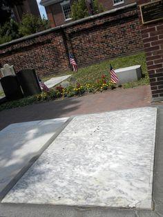Benjamin Franklin Gravesite