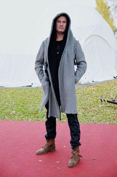 Andrzej, 43 - ŁÓDŹ LOOKS www.facebook.com/lodzlooks #fashionweekpoland #fashionphilosophy #lodz #lodzlooks #fashionweek