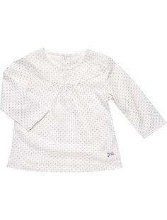 Tee-shirt jersey imprimé Bébé fille - Kiabi - 4,99€