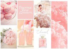 Pantone Rose Quartz Wedding