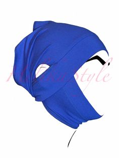 Ear pain due to Hijab?! We have solution! Sew with us proper inner cap !