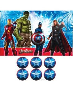 Avengers Party Game - Party City