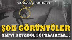 Ali İsmail Korkmaz'a saldırı anının görüntüsü çıktı 12 Temmuz 2013 Eskişehir'de 03 Temmuz'daki Gezi eylemleri sırasında sivil kıyafetli kişilerin sopalarla saldırdığı ve 38 gün yoğun bakımda kaldıktan sonra yaşamını yitiren 19 yaşındaki Ali İsmail Korkmaz'a saldırı anının görüntüleri çıktı. Görüntülerde ellerinde beyzbol sopası olan kişilerin Ali'ye vurdukları açıkça görülüyor. http://www.hurriyet.com.tr/gundem/23713076.asp