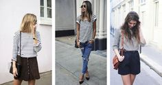 Danielle Noce | Moda, Beleza, Viagem e Sonhos | estilo listrado: camisetas